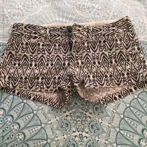 American Eagle size 00 shorts